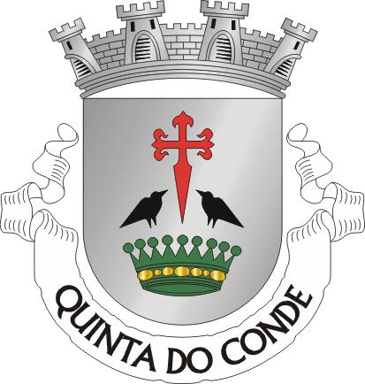 Brazão da Quinta do Conde