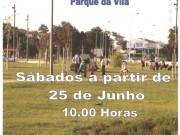 Aeróbica no Parque da Vila – Verão 2011