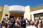 Inauguração da Casa do Benfica