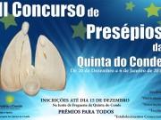 2º Concurso de Presépios da Quinta do Conde