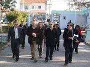 Director Regional de Educação visitou escolas da Quinta do Conde
