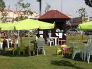 Biblioteca no Parque da Vila