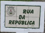 Nomes das ruas