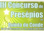 III Concurso de Presépios