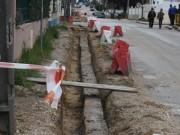 Obras na Rua 25 de Abril