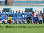 Associação tem campeões de futebol