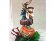 Eduardo Cerqueira – A Arte em Chocolate