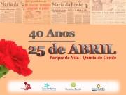 40 Anos do 25 de Abril