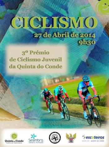 3.º Prémio de Ciclismo Juvenil da Qta Conde