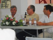 Coesão territorial foi tema de interessante debate