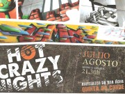 Hot Crazy Nights na Quinta do Conde