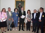 Junta acompanhou Centro Comunitário na Assembleia da República