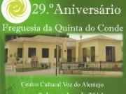 29.º Aniversário da Freguesia