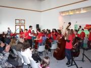 Concerto de Ano Novo evidenciou trabalho desenvolvido pelos agentes locais