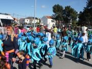 Mais de 3 mil crianças e jovens desfilaram na Quinta do Conde