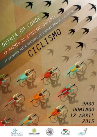 Ciclismo cartaz