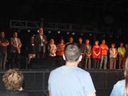 Sons e ritmos minhotos marcaram abertura da 25ª edição da Feira Festa