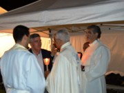 Quinta do Conde recebeu visita da imagem de Nossa Senhora de Fátima