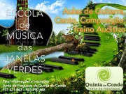 Escola de Música das Janelas Verdes