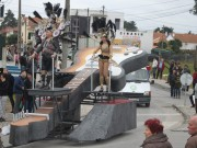 Corso Trapalhão evocou rock português e relembrou episódio da história local