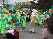 Desfile Trapalhão na Quinta do Conde