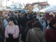 1ª Festa Medieval da Quinta do Conde acolhida por um mar de gente