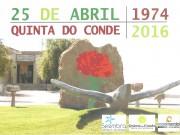 42.º Aniversário do 25 de Abril na Quinta do Conde