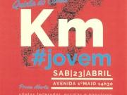 Km Jovem – Inscrições abertas