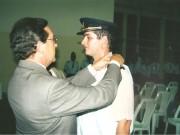 Faleceu Ricardo Cruz, Comandante dos Bombeiros