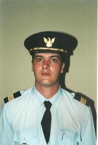 Ricardo Cruz comandante