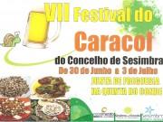 Festival do Caracol começa hoje