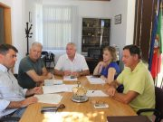 Junta reúne com PSD