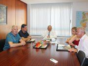 Junta de Freguesia reuniu com Secretário de Estado