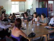 Escola Secundária: DREL visitou a Quinta do Conde