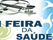 Programa da II Feira da Saúde