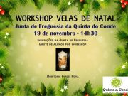 "Workshop ""Velas de Natal"""
