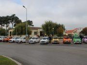 Renault 4L na Quinta do Conde
