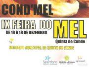 Cond'Mel – IX Feira do Mel da Quinta do Conde