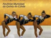 Ginástica aeróbica na Quinta do Conde