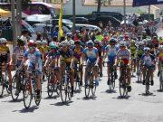 Jovens ciclistas de vários pontos do país pedalaram nas ruas da Quinta do Conde
