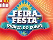 Feira Festa da Quinta do Conde 2017 – Programa