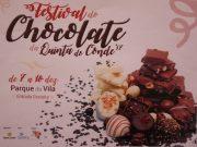 Festival do Chocolate na Quinta do Conde