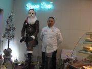 Pai Natal de Chocolate