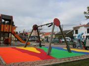 Junta requalifica Parques Infantis