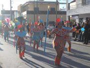 Desfile trapalhão mobilizou a atenção de milhares de quintacondenses