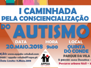 I Caminhada pela Consciencialização do Autismo