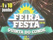 Feira Festa da Quinta do Conde 2018