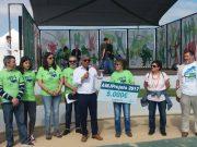 Comunidade escolar promoveu ação solidária para com a Cercizimbra