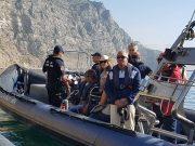 Viagem marítima de reconhecimento à costa sesimbrense