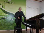 Tango e outras músicas – Concerto de piano na Junta de Freguesia
